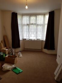 New very big studio flat with shower rm.Separate own fully fitted kitchen with all white goods