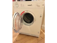 Cata TDS60W White Built In Tumble Dryer brand new