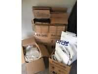 Moving house? Packing material available, free for pickup