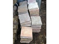 Small Indian Sand Stone Paving