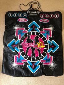 Dance Mat UK XL