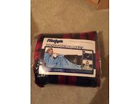 Tartan Slanket (Never used)