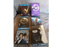 Dvd & Blu Ray boxsets