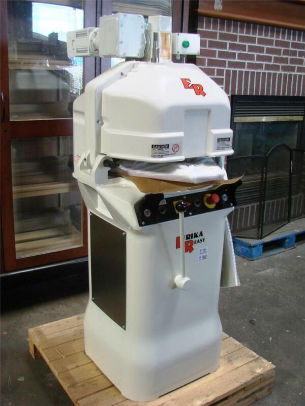NEW Erika Record EP 11/31 RH/RD 36-Part Automatic Bakery Dough Divider & Rounder