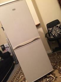 Fridgemaster fridge and freezer