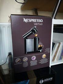 Nespresso Vertuo Coffe Machine _ Brand New Unopened