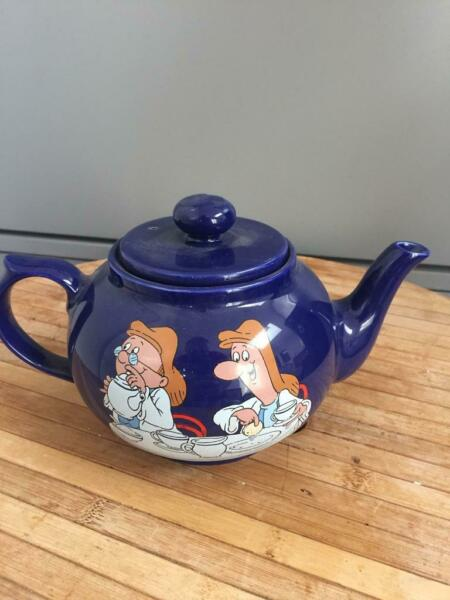Limited edition tetley teapot by Wade  for sale  Stoneycroft, West Derby
