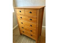 Chest of Drawers (Pine)