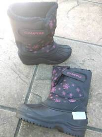 Campri woman snow boots