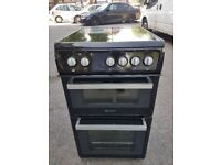 HOTPOINT EW36K 50cm ELECTRIC COOKER(second hand)07951551712/07535853439
