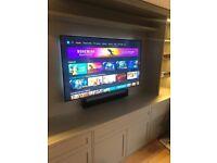 "Samsung 4K Ultra HD TV 65"" - Perfect condition"