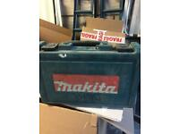 Makita drill with hammer 1500 rpm
