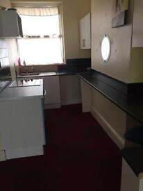One Bed studio to let partly furnished, Merridale, Wolverhampton