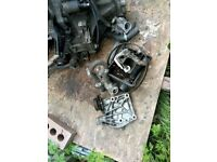 Honda civic engine and gearbox 1.4 comes with ECU D14 Year: 2000