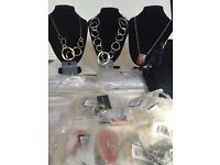30 pieces of Genuine French Connection jewellery - BNWT - only £3 an item