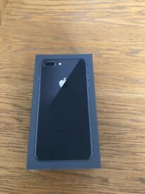 Brand new iPhone 8plus