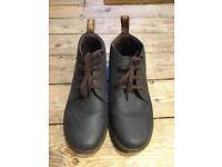 Dr Martens brown chukka boots size 8.