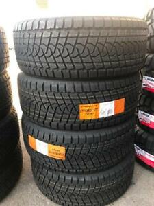 FOUR NEW 275 / 55 R20 TRIANGLE TR787 WINTER TIRES