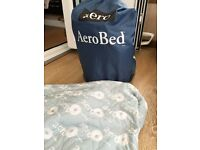 Aero Inflatable single bed