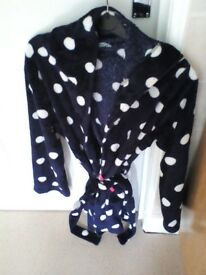 Girls dressing gown.