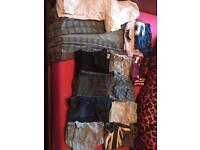 Job lot of girls clothes age 12 to 13 like new 15 items