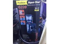 Aqua one skimmer