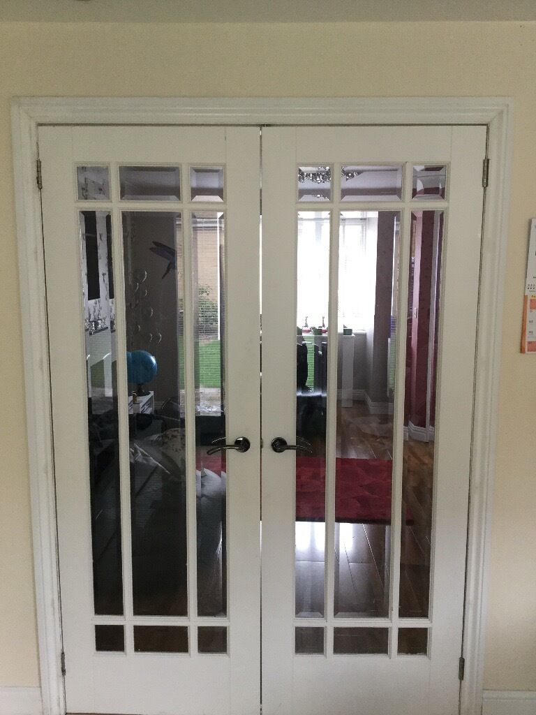 Manhattan Glazed Internal French Doors In Bristol Gumtree