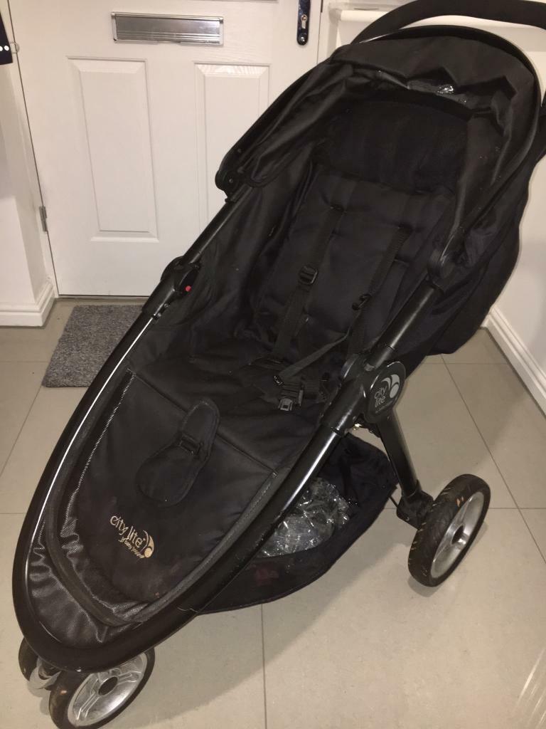 Baby Jogger Buggy Pram Pushchair Stroller City Lite In Bridgend Gumtree