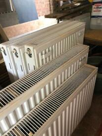 Radiators - various sizes