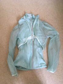 Sweaty Betty running jacket. Size xs (8). BNWT.