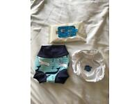 Splash About Happy Nappy, Nappy Wrap and Nappy Liners