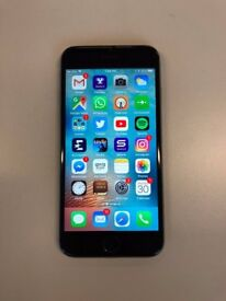 iPhone 6S 64gb Space Grey, Unlocked, like-new