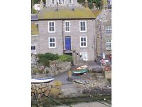 Harbourside house in Mousehole