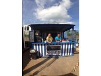Catering Unit/Shack - Used as mini cafe - Very attractable