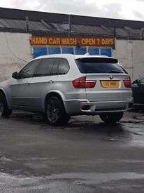 BMW X5 35d XDRIVE MSPORT FULLY LOADED!