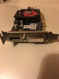 AMD Radeon HD7450 1GB DDR3 Graphics LOW PROFILE