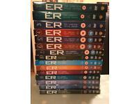 Warner Bros ER Series Complete.