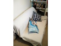 LYCKSELE LÖVÅS Two-seat sofa-bed - wonderful conditions