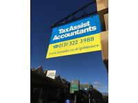 TaxAssist Accountants - Goldenacre, Edinburgh accountant specialising in supporting small businesses