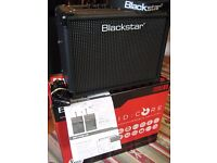 Blackstar ID Core 10 stereo combo. Unmarked and boxed