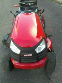 Craftsman Petrol Ride on Mower Mulching Lawnmower