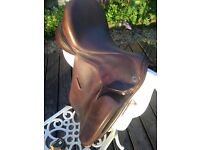 Saddle high spec in great condition dressage general use