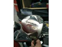 Taylor made r9s 1 2 3 set of drivers