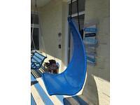 Swing seat hanging chair