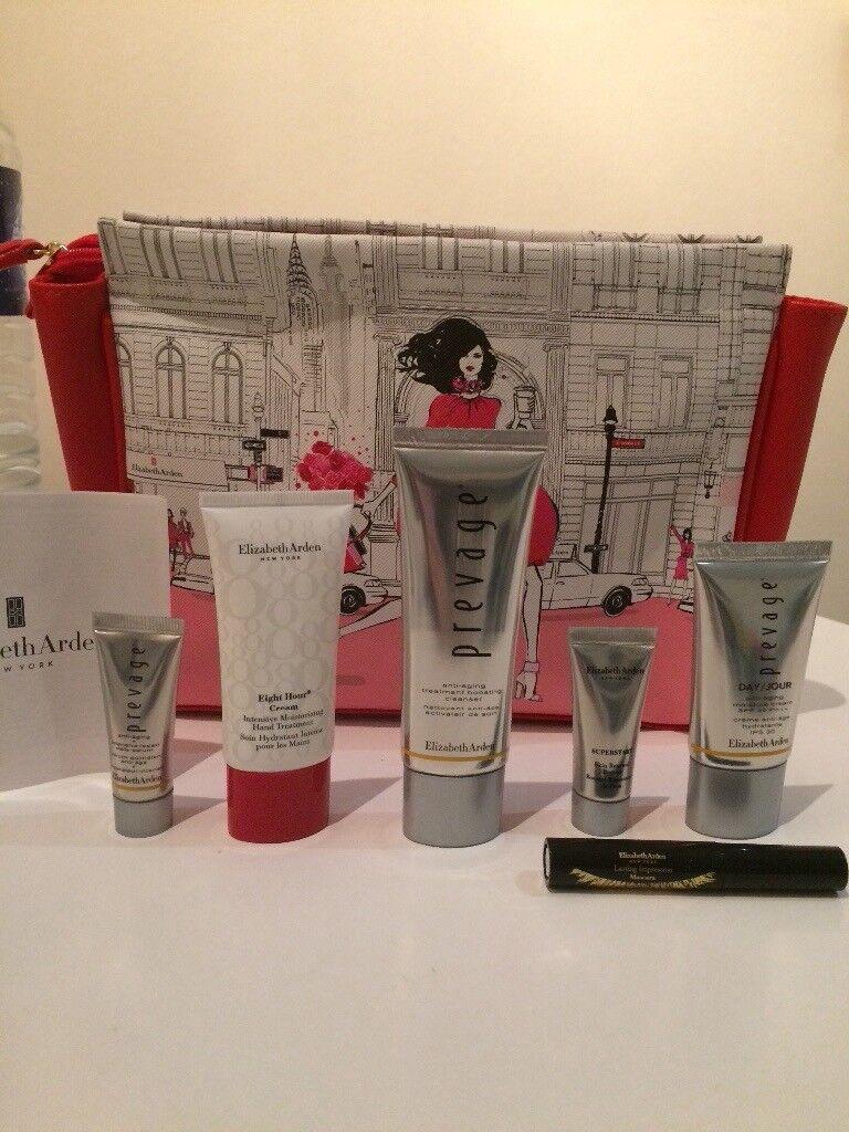 Elizabeth Arden beauty kit + creams