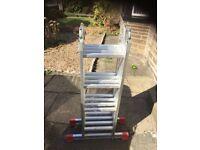 Aluminium Multi Purpose Ladder