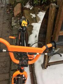 Muddy Fox kids bike BMX