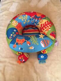 Babies inflatable seat