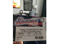 1 ticket to capital jingle bell ball