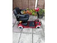 Freerider Ascot 4 Mobility Scooter ***can deliver***